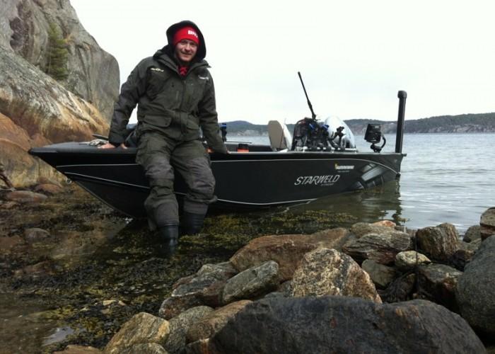Lördagens fiske