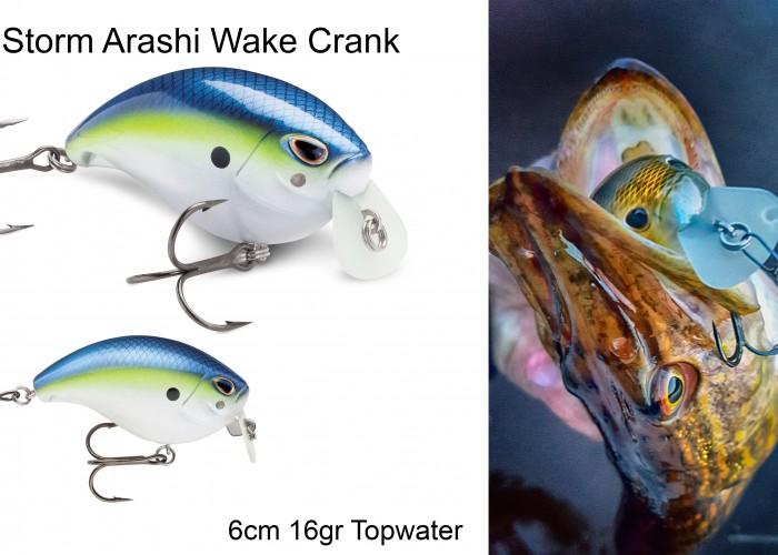 Säkert ytbete – Arashi Wake Crank