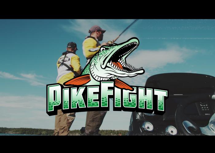 Pike Fight 2016!