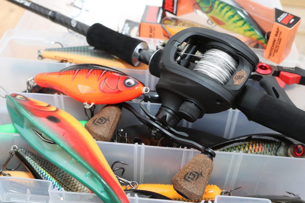 13 Fishing Concept A3 Gen II